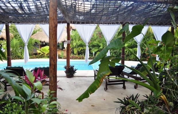 фотографии отеля Green Tulum изображение №3