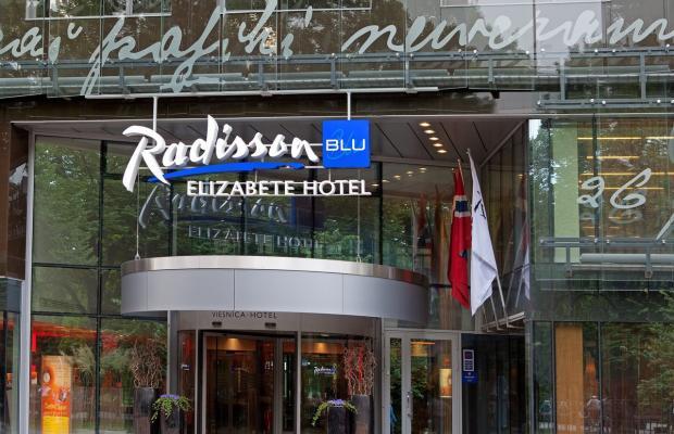 фотографии Radisson Blu Elizabete (ex.Reval Hotel Elizabete) изображение №8