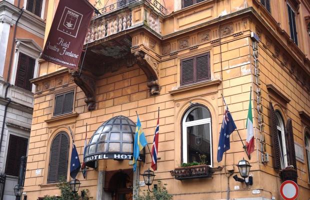 фото отеля Nuovo Hotel Quattro Fontane изображение №1