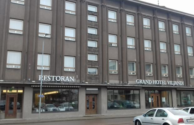 фото отеля Grand Hotel Viljandi изображение №1