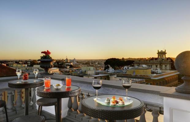 фото отеля Savoy Hotel Rome изображение №41