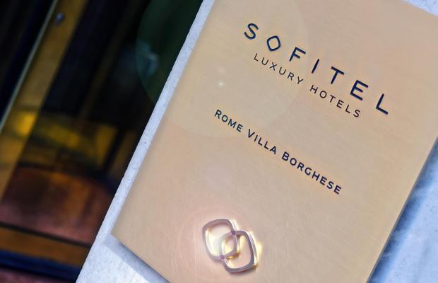 фото Sofitel Rome Villa Borghese изображение №30