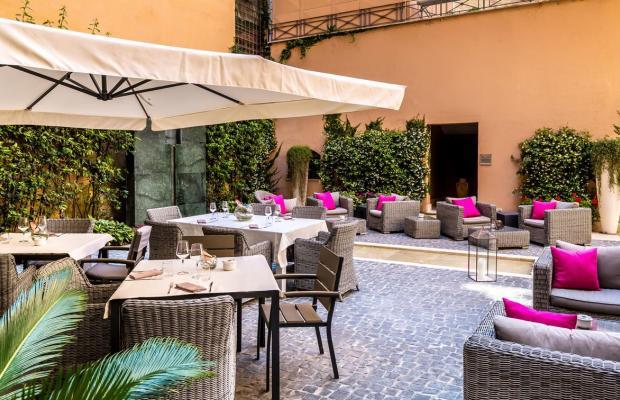 фотографии отеля Hotel Indigo Rome - St. George изображение №15