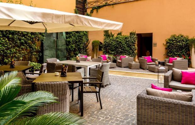 фотографии отеля Hotel Indigo Rome - St. George изображение №3