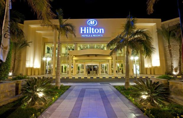 фотографии отеля Hilton Hurghada Resort изображение №23