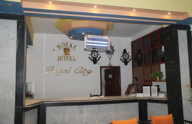 фотографии отеля Royal City изображение №19