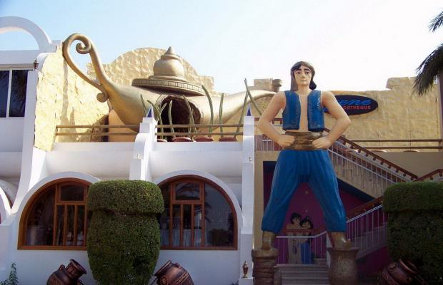 фотографии отеля Aladdin Beach Resort (ex. Dessole Aladdin Beach Resort) изображение №15