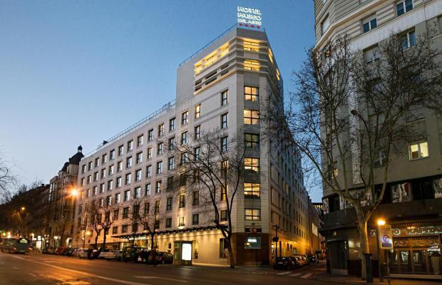 фото отеля Hotel Paseo Del Arte изображение №1