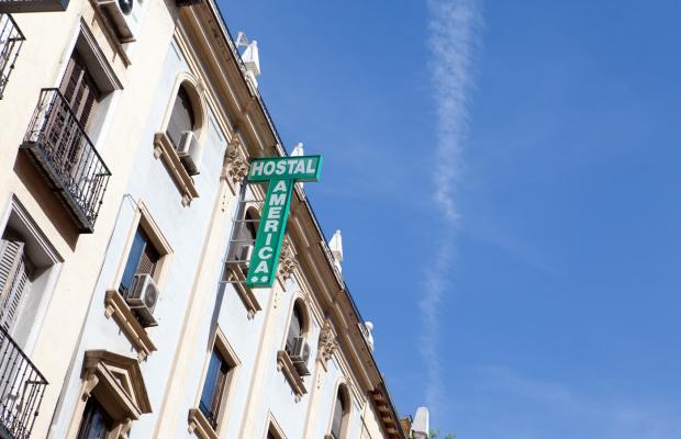 фото отеля Hostal America изображение №1