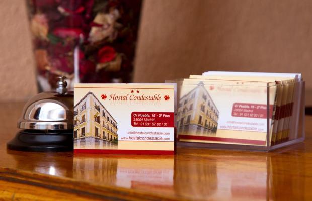 фото отеля Hostal Condestable изображение №13