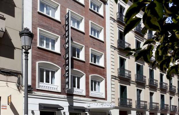 фото отеля SLEEP'N Atocha (ex. Hostal Buelta) изображение №1