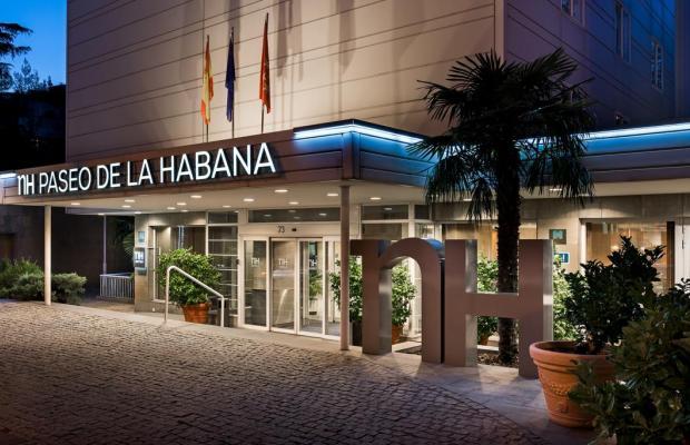 фото отеля NH Madrid Paseo de la Habana (ex. NH La Habana) изображение №5