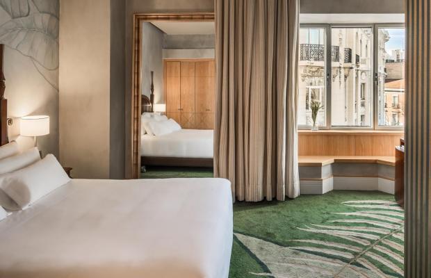 фотографии NH Collection Madrid Paseo del Prado (ex. Gran Hotel Canarias) изображение №16
