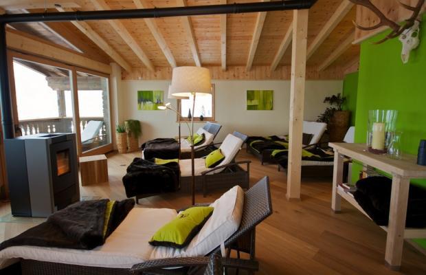 фото отеля Familienhotel Seetal изображение №13