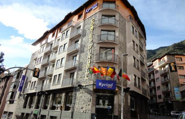 фото отеля Kyriad Andorra Comtes d'Urgell изображение №1