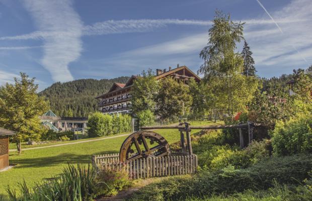 фотографии Aktiv & Familienresort Tiroler Zugspitze изображение №4