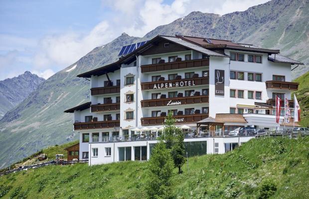фото отеля Alpenhotel Laurin изображение №1
