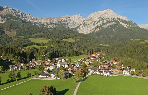 фотографии Hotel Alpin Scheffau изображение №4