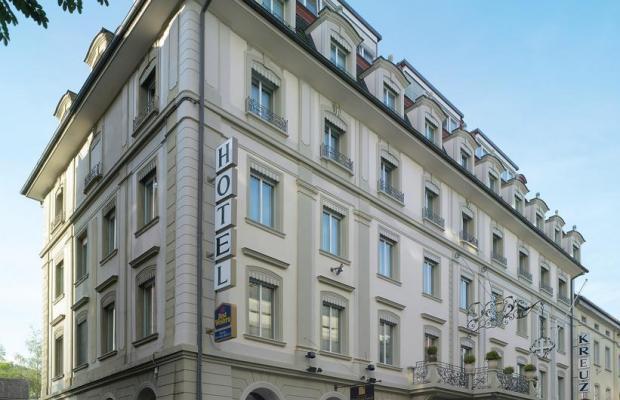 фото отеля Weisses Kreuz (ex. Best Western Premier Hotel Weisses Kreuz) изображение №1