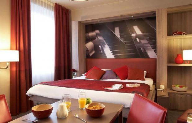 фотографии отеля Adagio Vienna City изображение №3