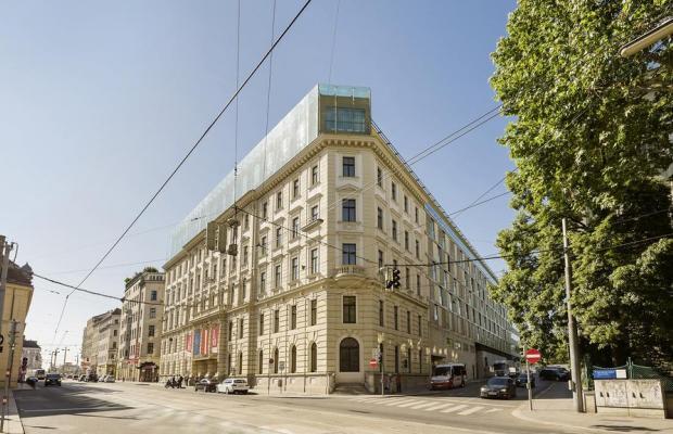 фотографии отеля Austria Trend Hotel Savoyen изображение №15