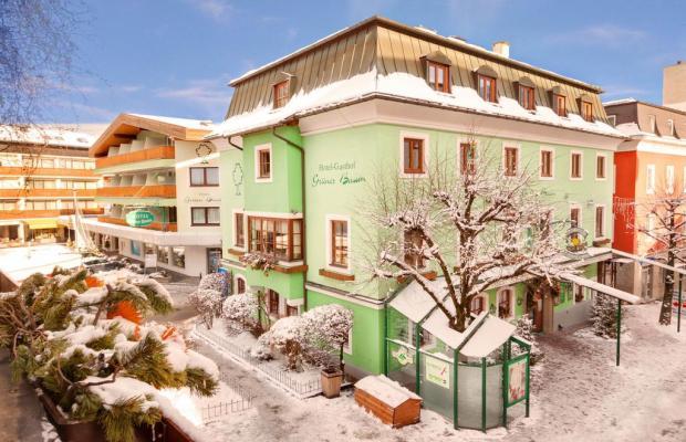 фотографии отеля Gruener Baum Hotel изображение №19