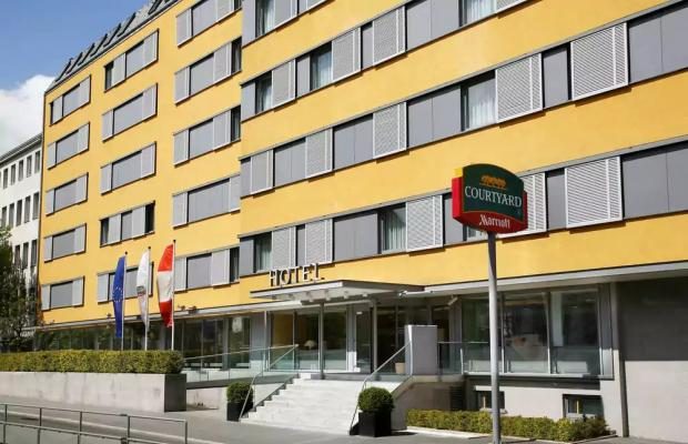 фото отеля Courtyard by Marriott Vienna Schoenbrunn изображение №1