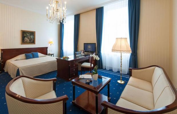 фотографии отеля Hotel Ambassador изображение №47