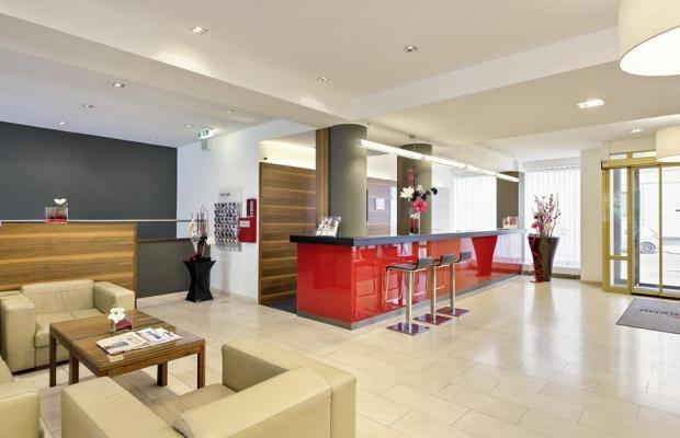 фото Austria Trend Hotel Beim Theresianum  изображение №2