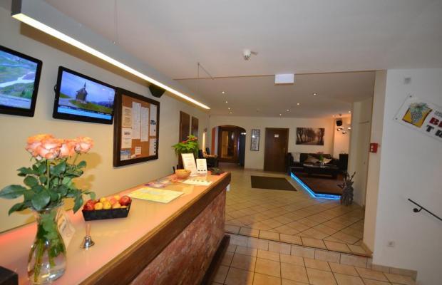 фотографии отеля Hotel & Brasserie Traube изображение №15