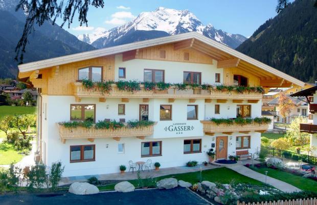 фото отеля Landhaus Gasser изображение №1