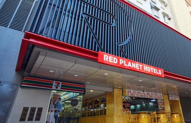фото отеля Red Planet Mabini, Malate, Manila (ex. Tune Hotel - Ermita, Manila) изображение №1