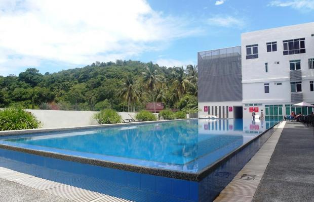 фото Fave Hotel Cenang Beach изображение №18