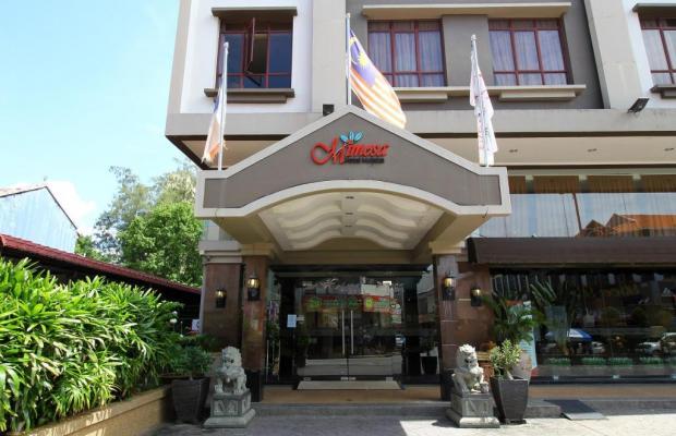 фото отеля Mimosa Melaka изображение №37