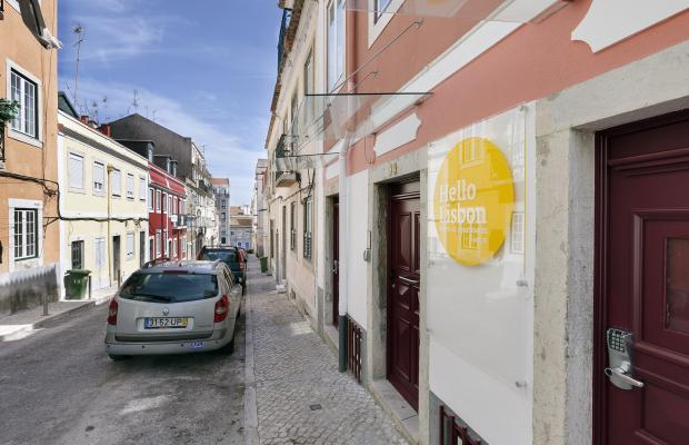 фотографии Hello Lisbon Santos Apartments изображение №4