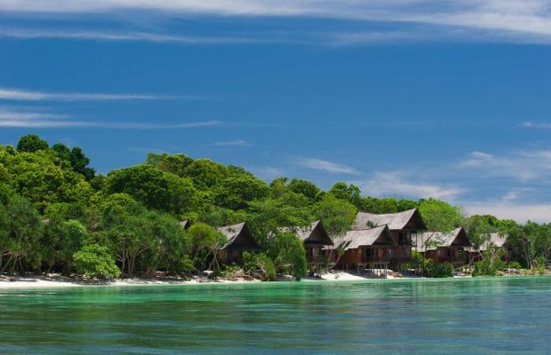фото отеля Lankayan Island Dive Resort изображение №5