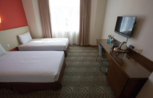 фотографии отеля Cititel Express (ex. Stanford Hotel Kuala Lumpur) изображение №7