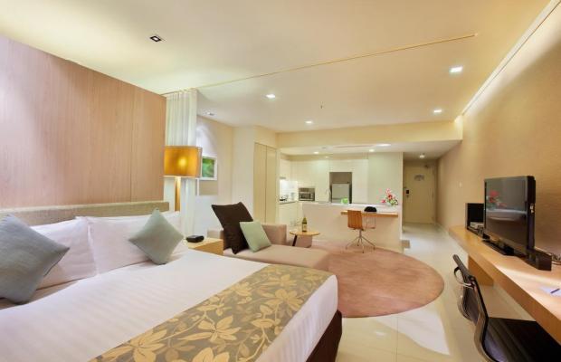 фотографии отеля Parkroyal Serviced Suites изображение №15