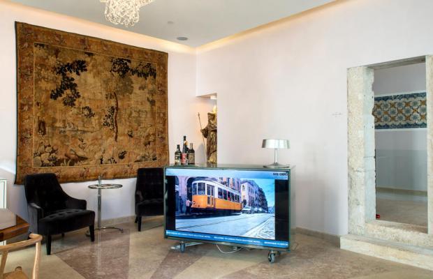 фотографии Lisboa Prata Boutique Hotel изображение №36