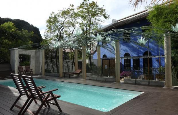 фото отеля Cheong Fatt Tze - The Blue Mansion изображение №1