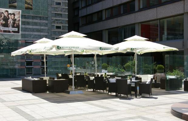 фотографии отеля Hilton Innsbruck (ex. Holiday Inn) изображение №19