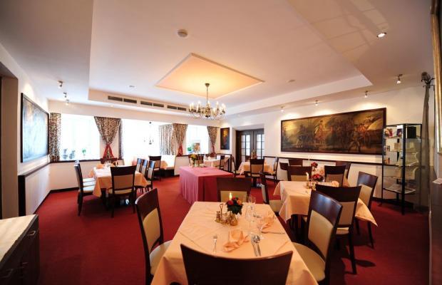 фотографии отеля Hotel Krone изображение №15