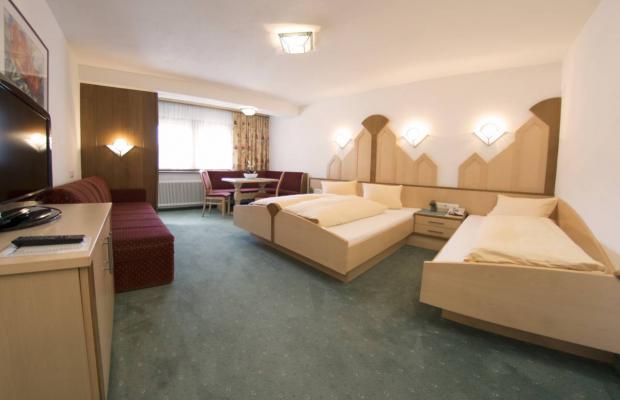 фотографии отеля Garni Binta изображение №31