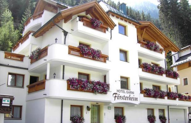 фото отеля Garni Foersterheim изображение №1