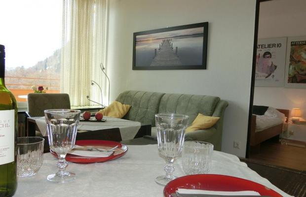 фотографии отеля Appartement KMB am Ossiachersee изображение №7