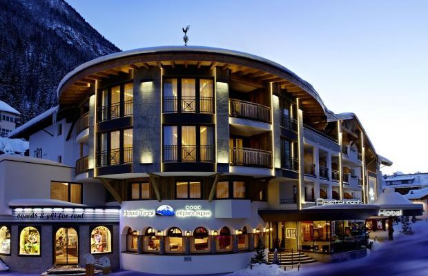 фото Hotel Tirol - Alpin Spa изображение №14