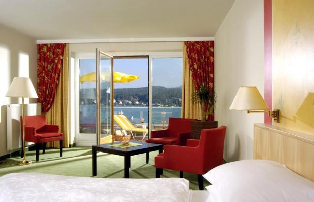 фотографии отеля Seehotel Engstler изображение №15