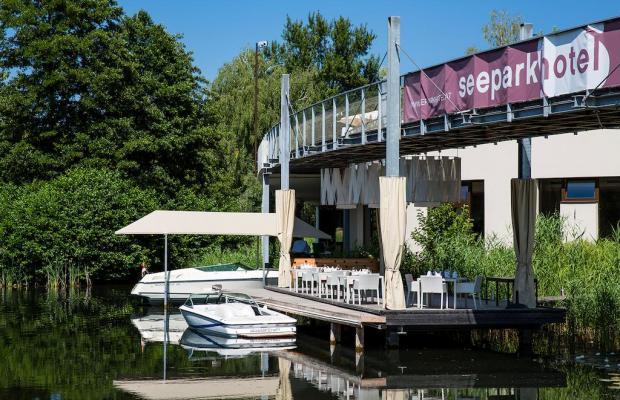 фотографии отеля Seepark Hotel изображение №3