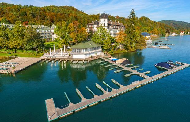 фотографии отеля Hotel Schloss Seefels изображение №15
