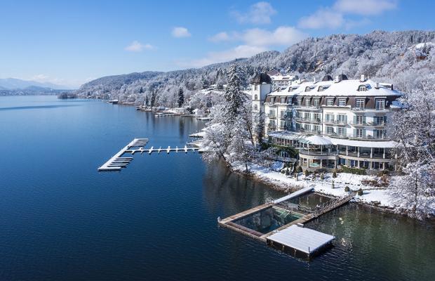 фотографии отеля Hotel Schloss Seefels изображение №3